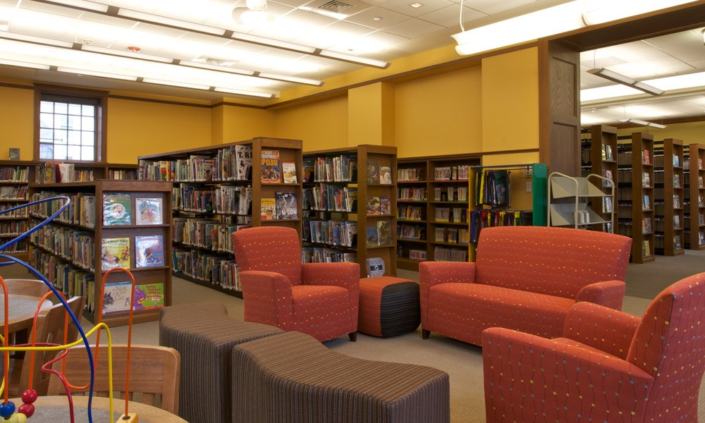 Abc Library Study Rooms